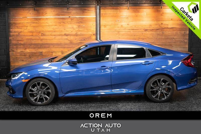 2019 Honda Civic for sale in Orem, UT