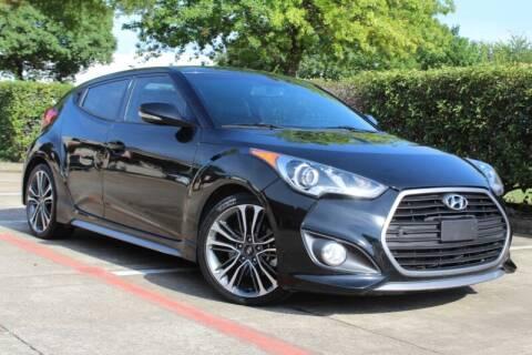 2016 Hyundai Veloster for sale at DFW Universal Auto in Dallas TX