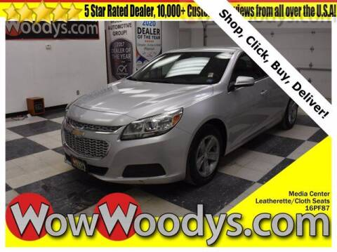 2016 Chevrolet Malibu Limited for sale at WOODY'S AUTOMOTIVE GROUP in Chillicothe MO