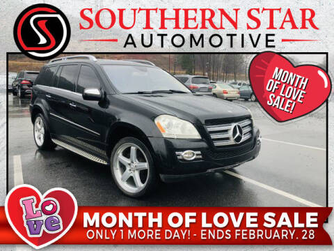 2009 Mercedes-Benz GL-Class for sale at Southern Star Automotive, Inc. in Duluth GA