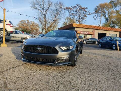2016 Ford Mustang for sale at Lamarina Auto Sales in Dearborn Heights MI