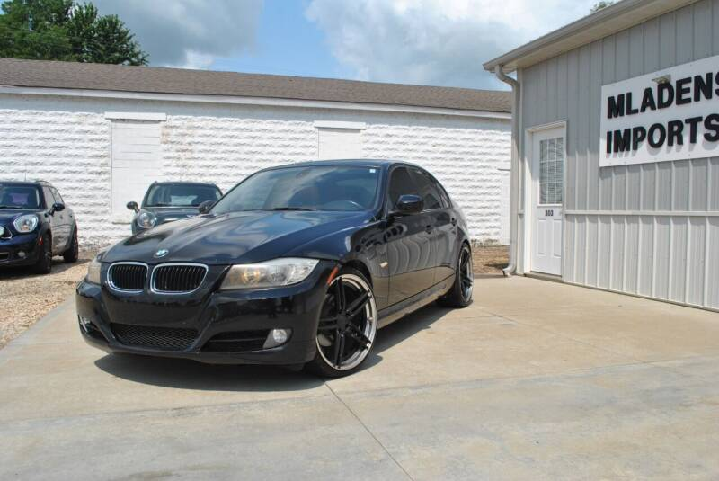 2011 BMW 3 Series for sale at Mladens Imports in Perry KS