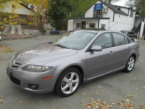 2008 Mazda MAZDA6 for sale at Summit Auto Sales in Reno NV