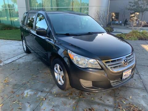 2011 Volkswagen Routan for sale at Top Motors in San Jose CA
