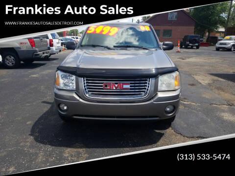 2008 GMC Envoy for sale at Frankies Auto Sales in Detroit MI