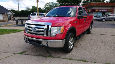 2011 Ford F-150 for sale at Lamarina Auto Sales in Dearborn Heights MI
