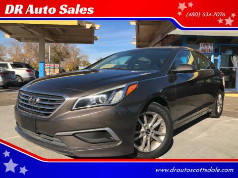 2017 Hyundai Sonata for sale at DR Auto Sales in Scottsdale AZ