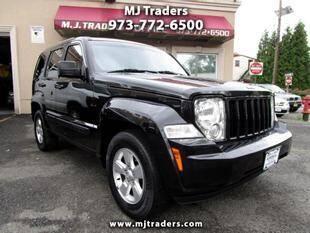 2012 Jeep Liberty for sale at M J Traders Ltd. in Garfield NJ