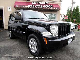 2012 Jeep Liberty for sale at M J Traders Ltd. in Garfield NJ