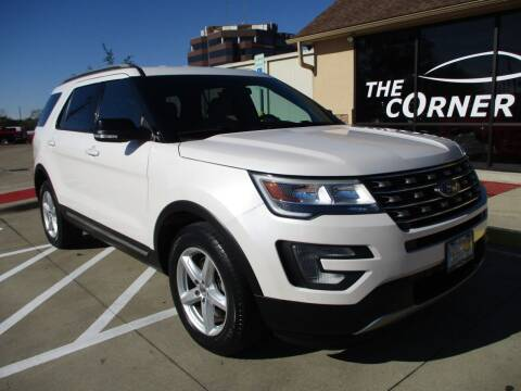 2017 Ford Explorer for sale at Cornerlot.net in Bryan TX