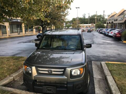 2008 Honda Element for sale at CARDEPOT AUTO SALES LLC in Hyattsville MD