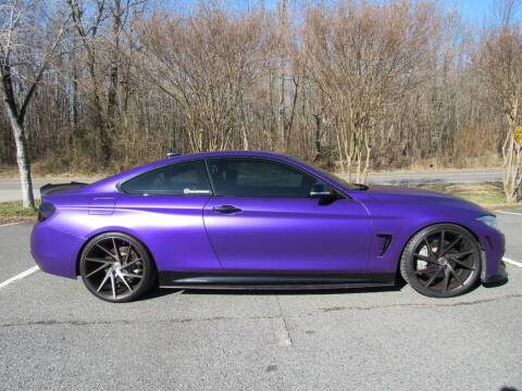 2017 BMW 4 Series for sale at Pristine Auto Sales in Monroe NC