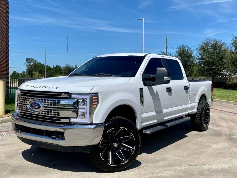2017 Ford F-250 Super Duty for sale at AUTO DIRECT in Houston TX