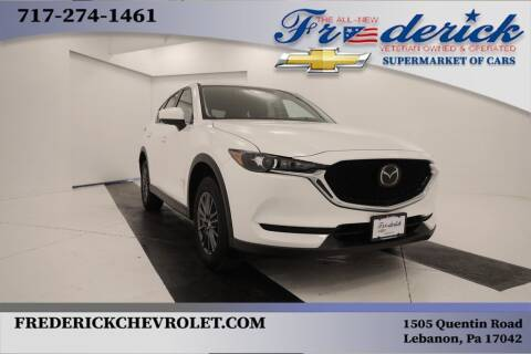 2019 Mazda CX-5 for sale at Lancaster Pre-Owned in Lancaster PA