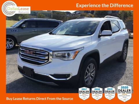 2017 GMC Acadia for sale at Dallas Auto Finance in Dallas TX