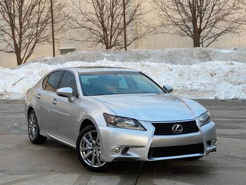 2013 Lexus GS 350 for sale at MILANA MOTORS in Omaha NE