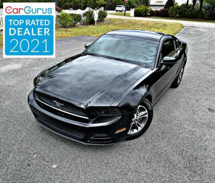 2014 Ford Mustang for sale at Brothers Auto Sales of Conway in Conway SC