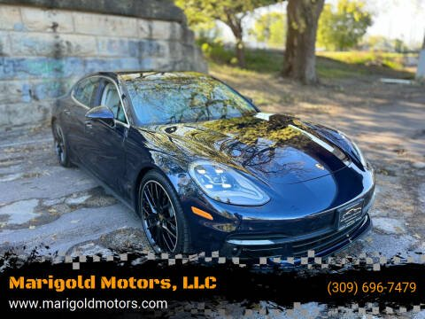 2018 Porsche Panamera for sale at Marigold Motors, LLC in Pekin IL