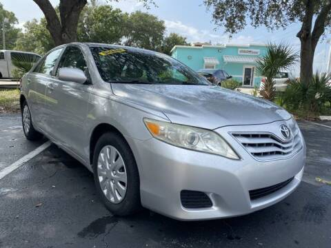 2011 Toyota Camry for sale at Palm Bay Motors in Palm Bay FL