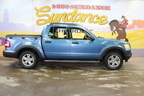 2009 Ford Explorer Sport Trac for sale at Sundance Chevrolet in Grand Ledge MI