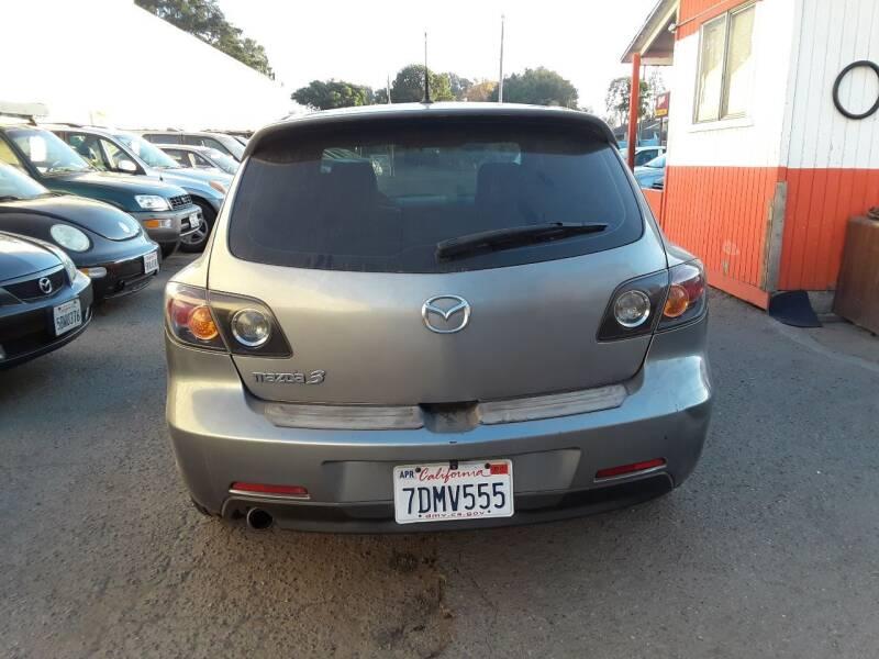 2004 Mazda MAZDA3 for sale at Goleta Motors in Goleta CA