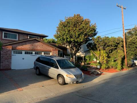 2006 Chrysler Town and Country for sale at Blue Eagle Motors in Fremont CA