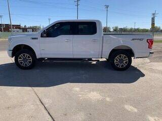 2016 Ford F-150 for sale at J & S Auto in Downs KS