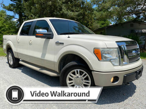 2009 Ford F-150 for sale at Byron Thomas Auto Sales, Inc. in Scotland Neck NC