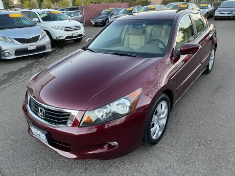 2008 Honda Accord for sale at C. H. Auto Sales in Citrus Heights CA