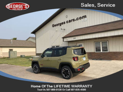 2015 Jeep Renegade for sale at GEORGE'S CARS.COM INC in Waseca MN