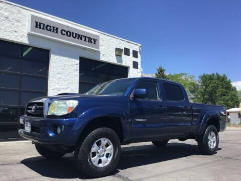 2006 Toyota Tacoma for sale at High Country Motor Co in Lindon UT