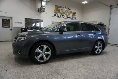 2014 Toyota Venza for sale at Elite Auto Sales in Idaho Falls ID