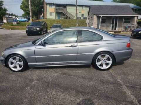 2004 BMW 3 Series for sale at Knoxville Wholesale in Knoxville TN