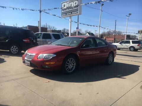 2002 Chrysler 300M for sale at Dino Auto Sales in Omaha NE