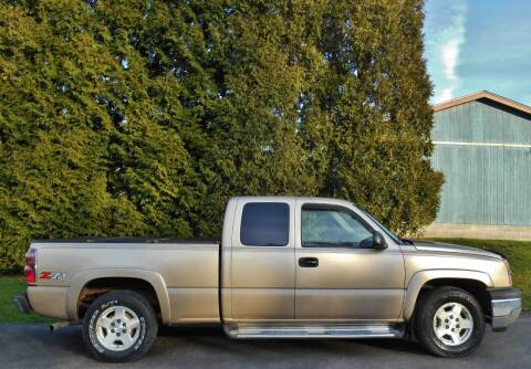 2005 Chevrolet Silverado 1500 for sale at CARS II in Brookfield OH