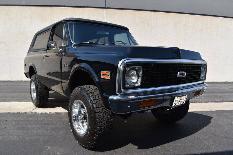 1971 Chevrolet Blazer for sale in Costa Mesa, CA