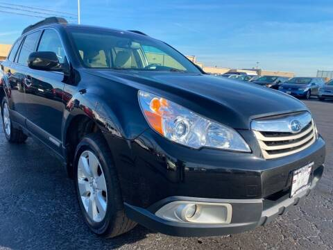 2012 Subaru Outback for sale at VIP Auto Sales & Service in Franklin OH