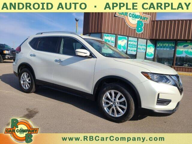 2019 Nissan Rogue for sale at R & B Car Company in South Bend IN