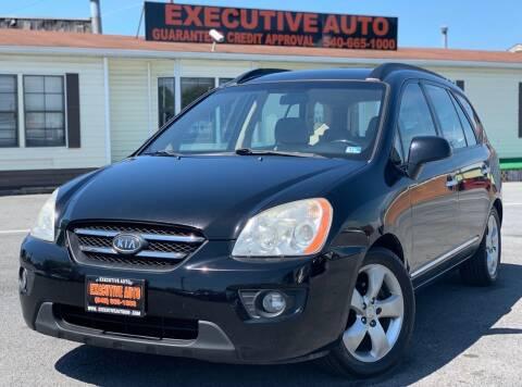 2008 Kia Rondo for sale at Executive Auto in Winchester VA