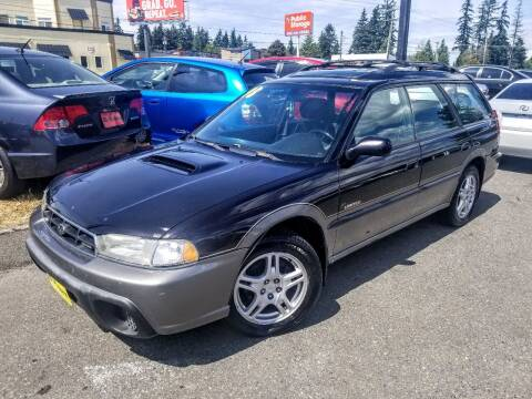 1998 Subaru Legacy for sale at SS MOTORS LLC in Edmonds WA