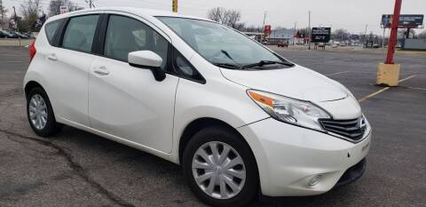 2015 Nissan Versa Note for sale at speedy auto sales in Indianapolis IN