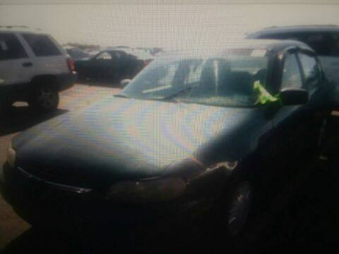 2002 Chevrolet Malibu for sale at Brick City Affordable Cars in Newark NJ