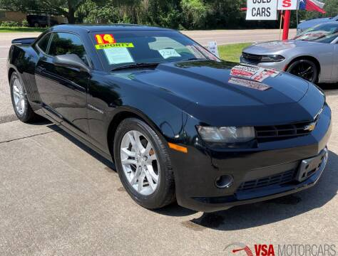 2014 Chevrolet Camaro for sale at VSA MotorCars in Cypress TX