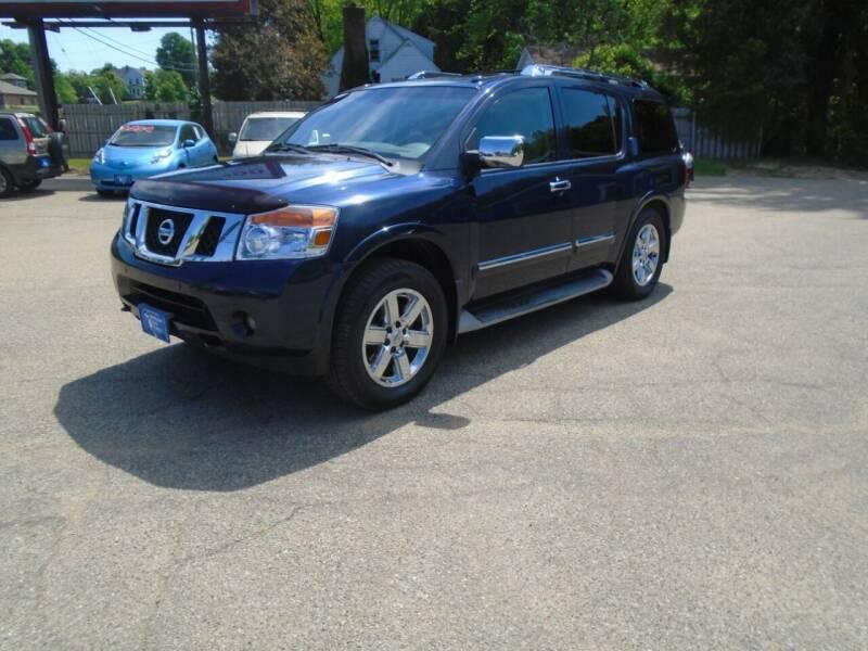 2010 Nissan Armada for sale at Michigan Auto Sales in Kalamazoo MI