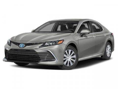 2021 Toyota Camry Hybrid for sale at TEJAS TOYOTA in Humble TX