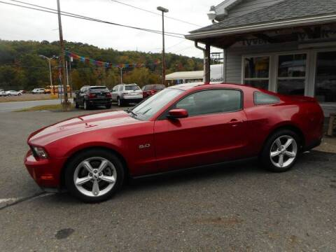 2011 Ford Mustang for sale at Automotive Toy Store LLC in Mount Carmel PA