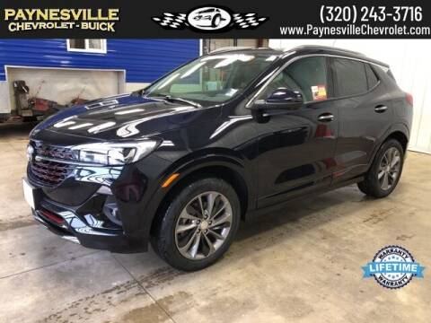 2021 Buick Encore GX for sale at Paynesville Chevrolet Buick in Paynesville MN