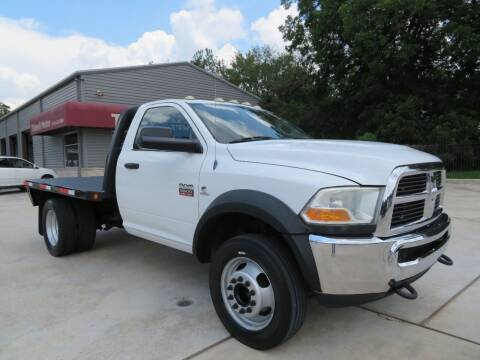 2012 RAM Ram Chassis 5500 for sale at TIDWELL MOTOR in Houston TX