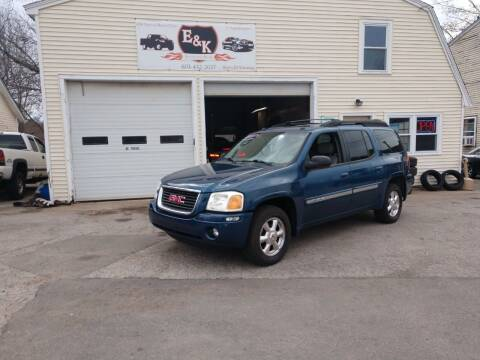 2005 GMC Envoy XL for sale at E & K Automotive in Derry NH