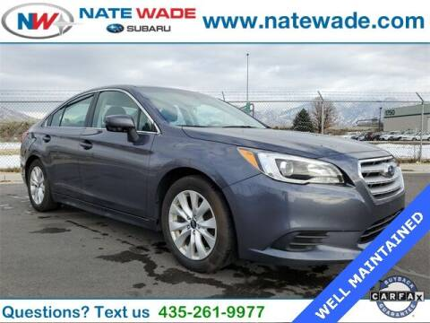 2016 Subaru Legacy for sale at NATE WADE SUBARU in Salt Lake City UT